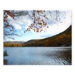 "Lake in Bear Mountain New York 8""x10"" photo"