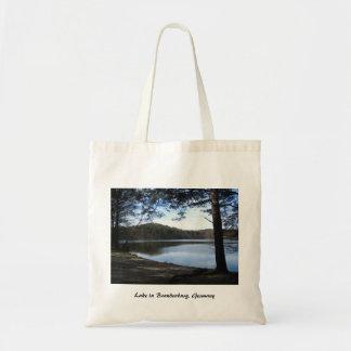 Lake in Brandenburg, Germany Tote Bag