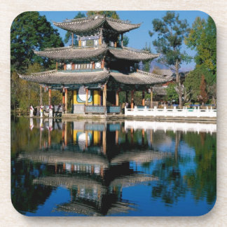Lake in China Coasters