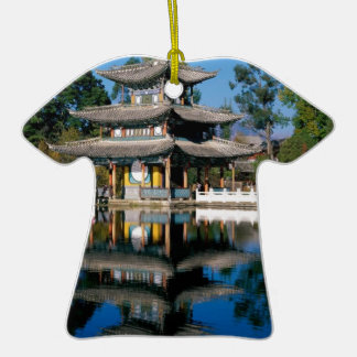 Lake in China Ornament