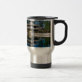 Lake in China Mugs