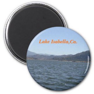 Lake Isabella 8-9-08 8-10-08 79, Lake Isabella,... Magnets