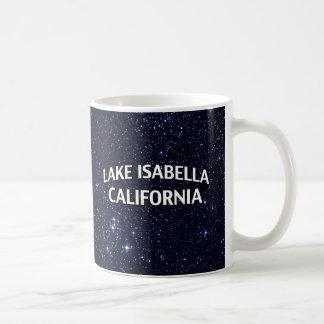 Lake Isabella California Coffee Mug