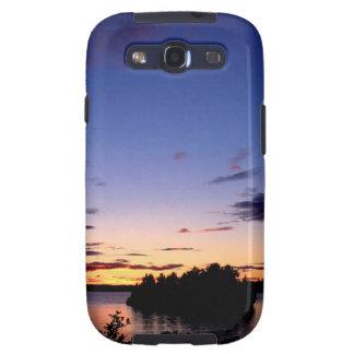 Lake Ivanhoe Provincial Park Ontario Canada Galaxy S3 Case
