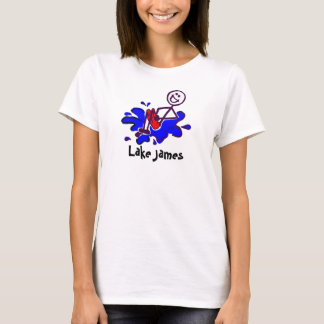 Lake James Cannonball Ladies Tank