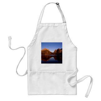 Lake Jenny Grand Teton Park Wyoming Standard Apron