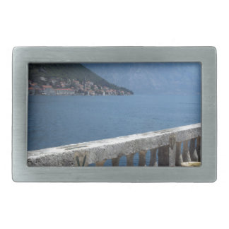 Lake Kotor Belt Buckle
