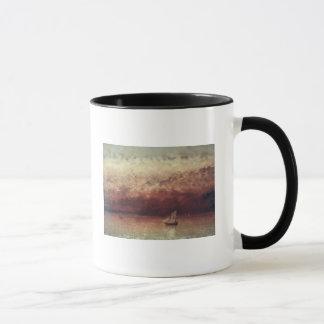 Lake Leman with Setting Sun, c.1876 Mug