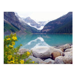 Lake Loiuse Postcard