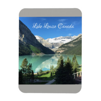 Lake Louise in Canada Magnet