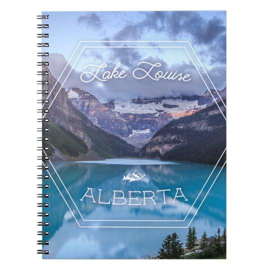 Lake Louise Series 02 Notebook