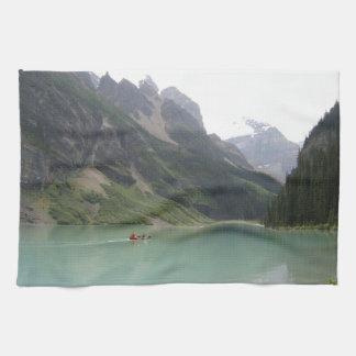 Lake Louise Tea Towel