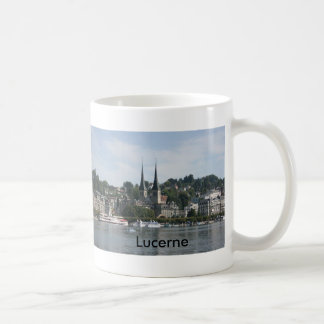 Lake Lucerne, Vierwaldstattersee, Switzerland Coffee Mug