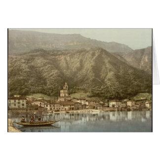 Lake Lugano Card