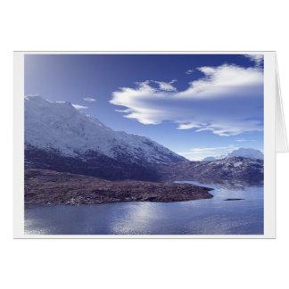 Lake Mahogony Card