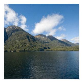 Lake Manapouri Personalized Invite