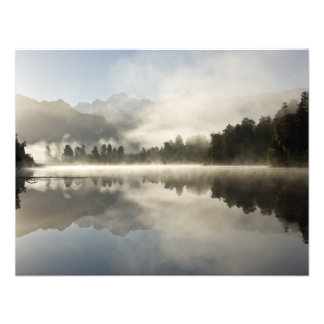 Lake Matheson • Card Invitation