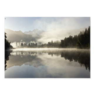 Lake Matheson • Card / Invitation