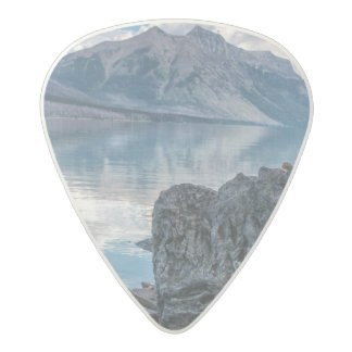 Lake McDonald Acetal Guitar Pick