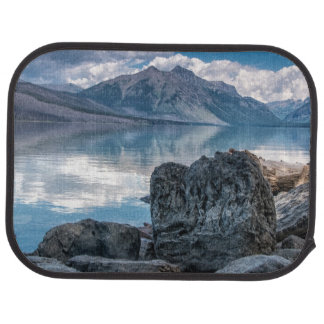 Lake McDonald Car Mat