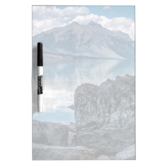 Lake McDonald Dry Erase Board