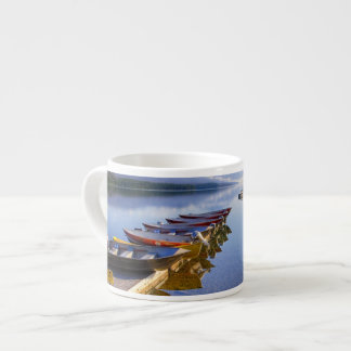 Lake McDonald, Glacier National Park, Montana, Espresso Cup