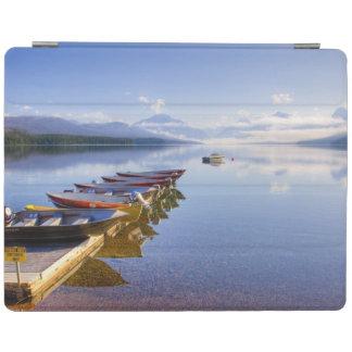 Lake McDonald, Glacier National Park, Montana, iPad Cover