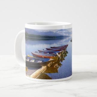 Lake McDonald, Glacier National Park, Montana, Large Coffee Mug