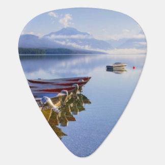 Lake McDonald, Glacier National Park, Montana, Plectrum
