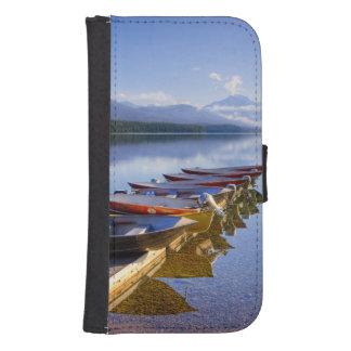 Lake McDonald, Glacier National Park, Montana, Samsung S4 Wallet Case
