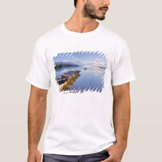 Lake McDonald, Glacier National Park, Montana, T-Shirt