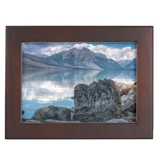 Lake McDonald Memory Box