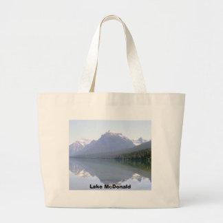 Lake McDonald Montana Bag