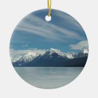 Lake McDonald Ornament