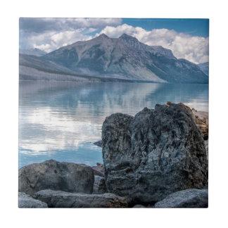 Lake McDonald Tile