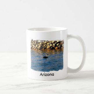 Lake Mead Arizona Basic White Mug