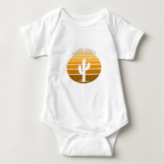 Lake Mead Baby Bodysuit
