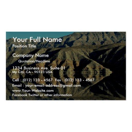 Lake Mead National Recreational Area, U.S.A. Business Cards