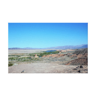 Lake Mead Nevada Canvas Print