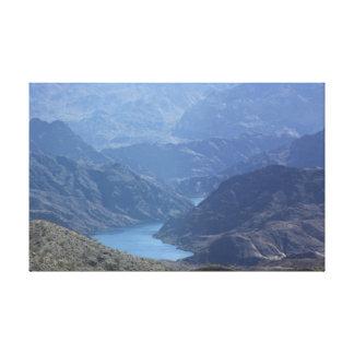 Lake Meade Canvas Print