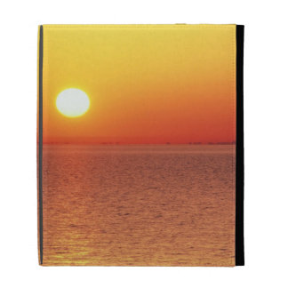 Lake Michigan iPad Folio Cases