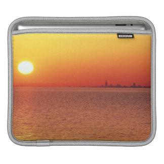 Lake Michigan iPad Sleeves