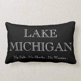 Lake  Michigan Lumbar Cushion