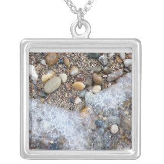 Lake Michigan Pebbles Necklaces