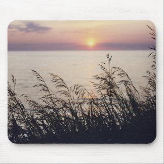 """""""Lake Michigan"""" Photo Mouse Pad"""