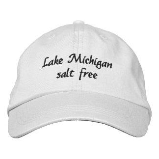 Lake Michigan - salt free Baseball Cap