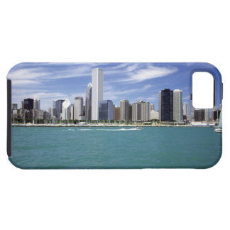 Lake Michigan, Skyline, Travel Destinations, Case For The iPhone 5
