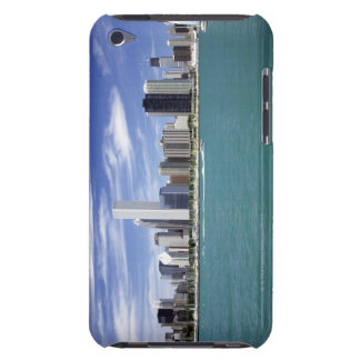 Lake Michigan, Skyline, Travel Destinations, iPod Touch Case