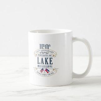 Lake, Mississippi 150th Anniversary Mug