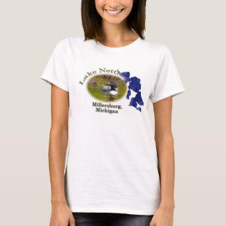 Lake Nettie, Michigan T-shirt